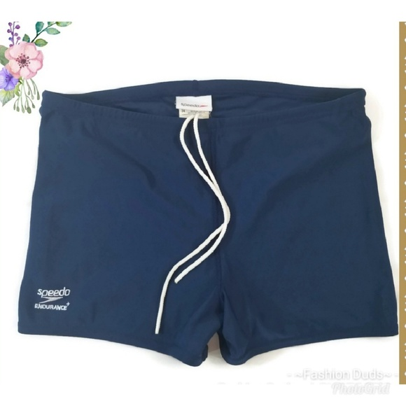 18d5d7b1b4 SPEEDO ENDURANCE SWIM TRUNKS SUIT 34. M_5c45387ac6177792df6b34f7
